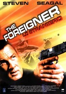The Foreigner - Italian Movie Cover (xs thumbnail)