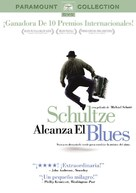 Schultze Gets the Blues - Argentinian DVD cover (xs thumbnail)