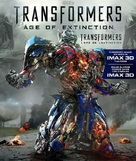 Transformers: Age of Extinction - Canadian Blu-Ray movie cover (xs thumbnail)