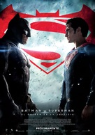 Batman v Superman: Dawn of Justice - Argentinian Movie Poster (xs thumbnail)