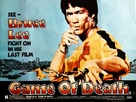 Game Of Death - British Movie Poster (xs thumbnail)