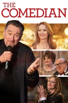 The Comedian - Movie Cover (xs thumbnail)
