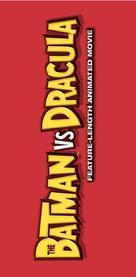 The Batman vs Dracula: The Animated Movie - Logo (xs thumbnail)