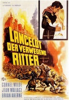 Lancelot and Guinevere - German Movie Poster (xs thumbnail)