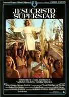 Jesus Christ Superstar - Spanish Movie Poster (xs thumbnail)