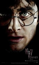 Harry Potter and the Deathly Hallows: Part I - Brazilian Movie Poster (xs thumbnail)