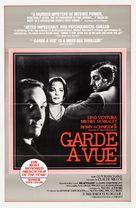 Garde à vue - Movie Poster (xs thumbnail)
