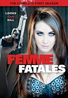 """""""Femme Fatales"""" - DVD movie cover (xs thumbnail)"""