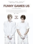 Funny Games U.S. - Swiss Movie Poster (xs thumbnail)