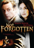 Not Forgotten - DVD cover (xs thumbnail)