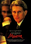 Maurice - British Movie Poster (xs thumbnail)
