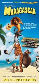 Madagascar - German Movie Poster (xs thumbnail)