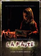 Películas para no dormir: La culpa - French DVD cover (xs thumbnail)