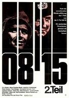 08/15 - Zweiter Teil - German Movie Poster (xs thumbnail)
