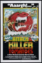 Attack of the Killer Tomatoes! - Theatrical movie poster (xs thumbnail)