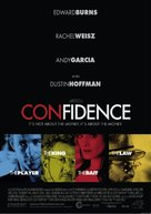 Confidence - Movie Poster (xs thumbnail)