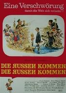 The Russians Are Coming, the Russians Are Coming - German Movie Poster (xs thumbnail)