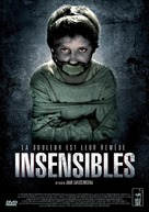 Insensibles - French DVD cover (xs thumbnail)