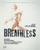 À bout de souffle - Blu-Ray movie cover (xs thumbnail)