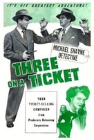 Three on a Ticket - poster (xs thumbnail)