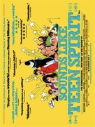 Sounds Like Teen Spirit: A Popumentary - British Movie Poster (xs thumbnail)