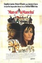 Man of La Mancha - Movie Poster (xs thumbnail)