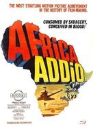 Africa addio - German Blu-Ray cover (xs thumbnail)