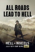 """Hell on Wheels"" - Movie Poster (xs thumbnail)"