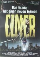 Brain Damage - German Movie Poster (xs thumbnail)