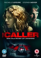 The Caller - British DVD cover (xs thumbnail)
