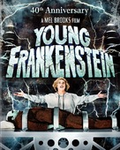 Young Frankenstein - Blu-Ray movie cover (xs thumbnail)
