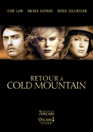 Cold Mountain - French DVD cover (xs thumbnail)