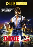Invasion U.S.A. - Czech DVD movie cover (xs thumbnail)