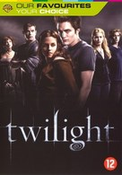 Twilight - Belgian Movie Cover (xs thumbnail)
