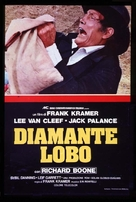 Diamante Lobo - Italian Movie Poster (xs thumbnail)