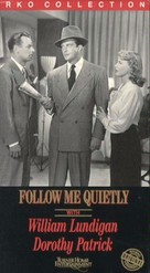 Follow Me Quietly - VHS cover (xs thumbnail)