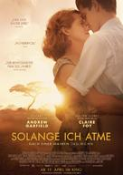 Breathe - German Movie Poster (xs thumbnail)