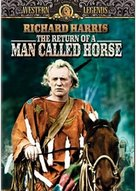 The Return of a Man Called Horse - DVD cover (xs thumbnail)