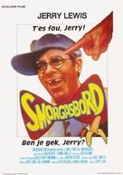 Smorgasbord - Belgian Movie Poster (xs thumbnail)