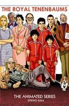 The Royal Tenenbaums - Movie Poster (xs thumbnail)