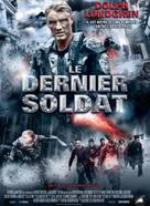 Battle of the Damned - French Movie Cover (xs thumbnail)