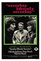 Sunday Bloody Sunday - Australian Movie Poster (xs thumbnail)