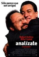 Analyze That - Mexican Movie Poster (xs thumbnail)