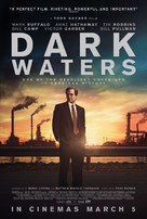 Dark Waters - New Zealand Movie Poster (xs thumbnail)