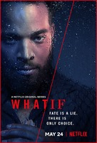 """""""What/If"""" - Movie Poster (xs thumbnail)"""
