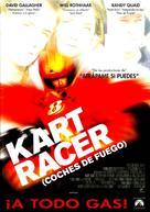 Kart Racer - Spanish Movie Poster (xs thumbnail)