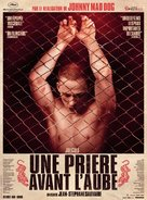 A Prayer Before Dawn - French Movie Poster (xs thumbnail)