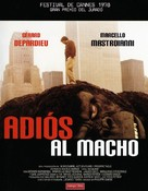 Ciao maschio - Spanish DVD cover (xs thumbnail)