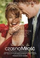About Time - Polish Movie Poster (xs thumbnail)
