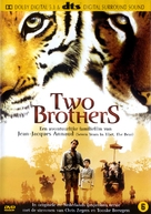 Two Brothers - Dutch poster (xs thumbnail)